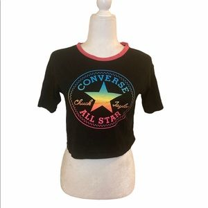 3 for $15 Converse crop top